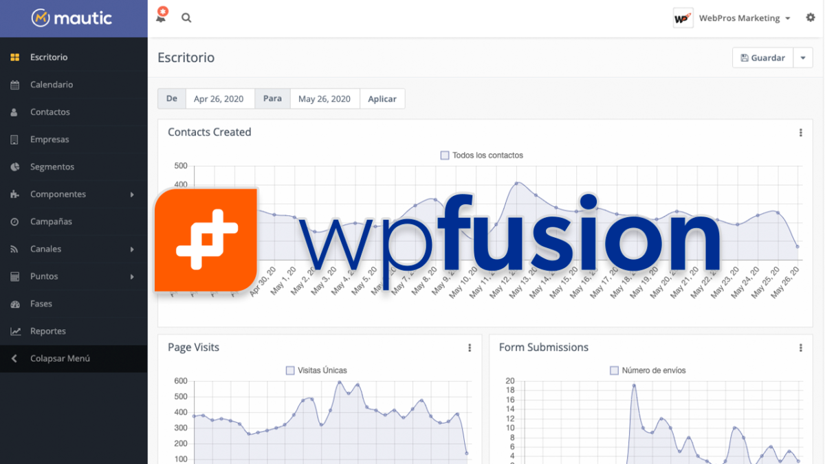 WPfusion e Integración Avanzada con WordPress