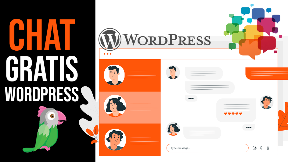 Live Chat Para tu Pagina Web – WordPress